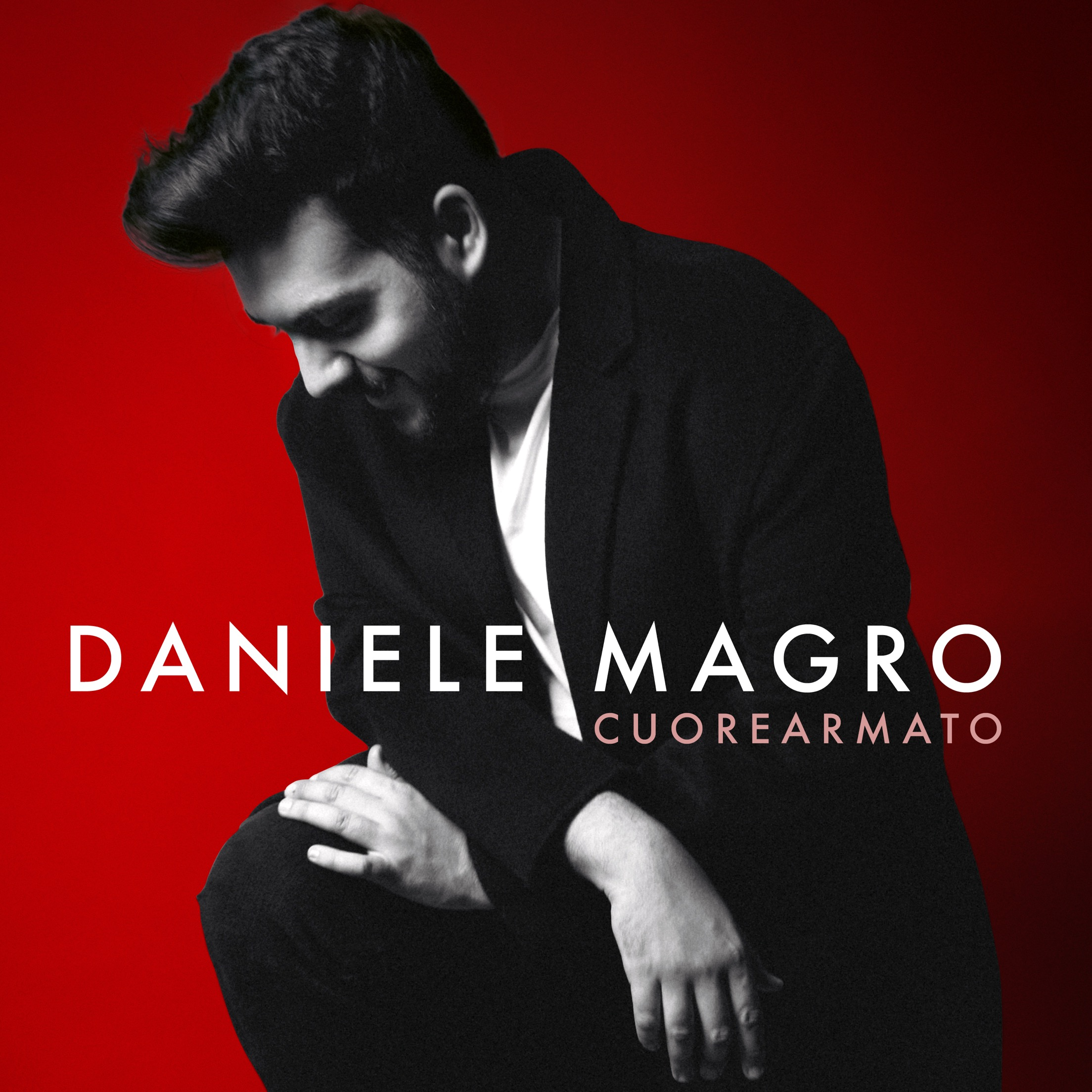Daniele Magro copertina