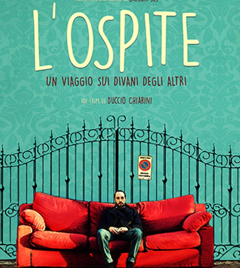 Brunori Sas - Un errore di distrazione colonna sonora del film L'ospite