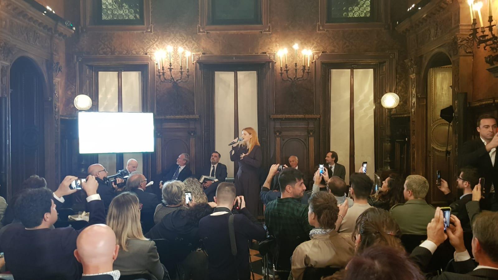 Chiara Galiazzo - Magnifico Donare. Credit by: Pro Format Comunicazione