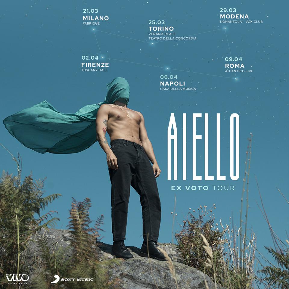 AIELLO_EX VOTO TOUR 2020