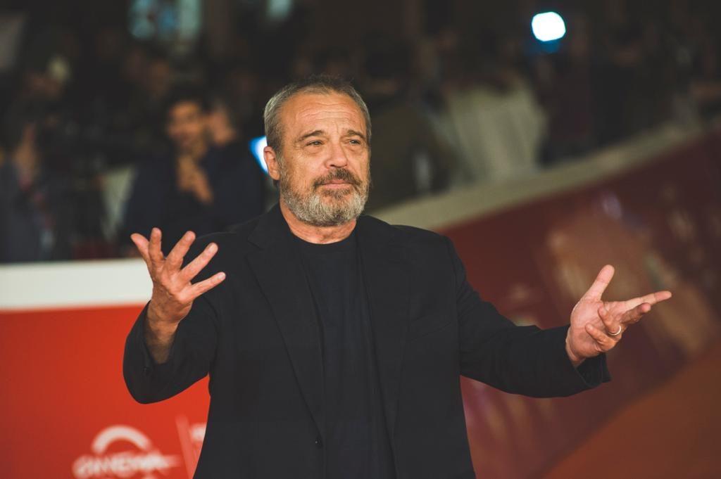 Festa del Cinema di Roma - Claudio Amendola Credit by: Barbara Amendola