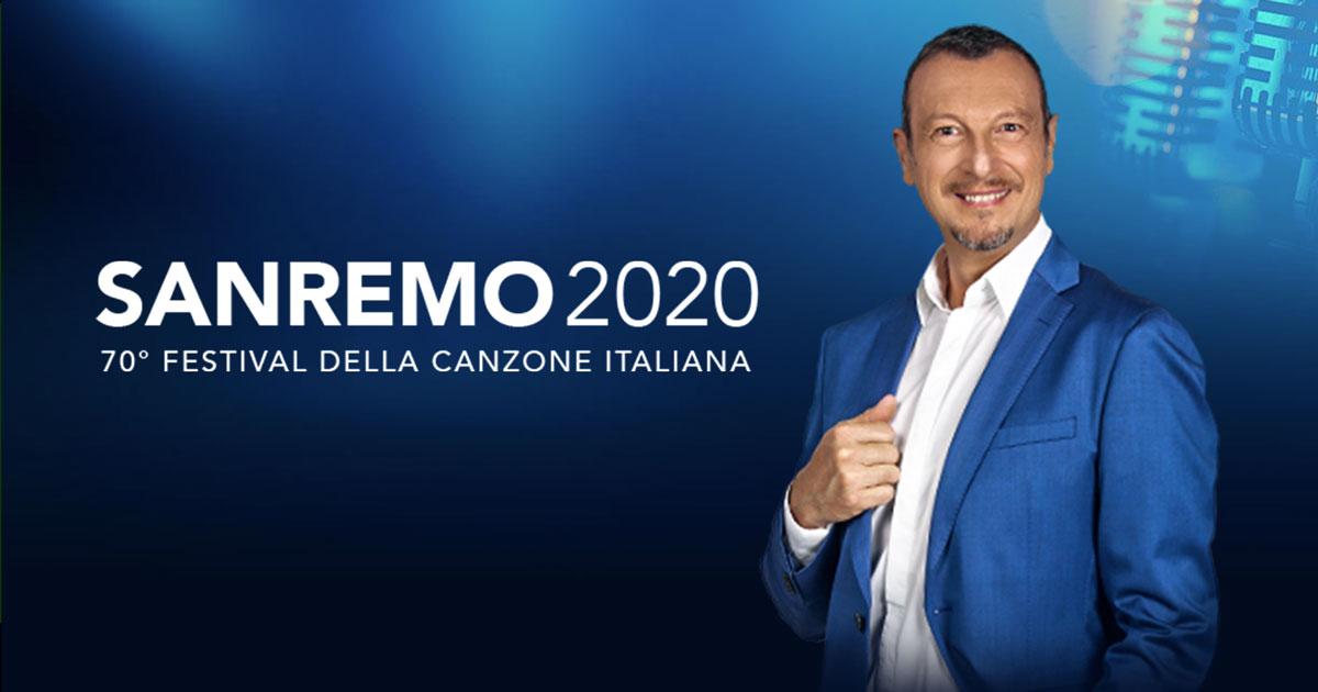 Testi delle canzoni Festival di Sanremo 2020