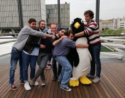 Ringo starr I pinguini tattici nucleari