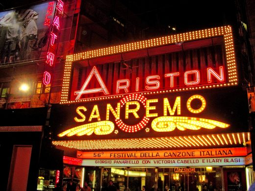 Festival di Sanremo 2020 - Credit by:Sapere.it