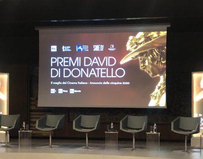 Premi David di Donatello 2020