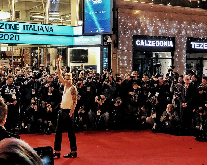 Serata cover e duetti Festival di Sanremo. Credit by: Hai sentito che musica