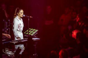 Francesca Michielin live al Rocket di Milano