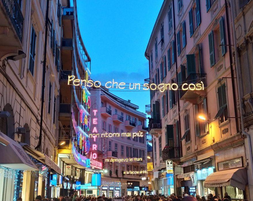 Classifica Festival di Sanremo. Credit by: Hai sentito che musica