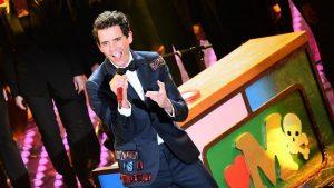 Mika in concerto a Sanremo
