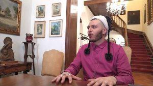 Intervista Marco Sentieri. Credit by:Hai sentito che musica