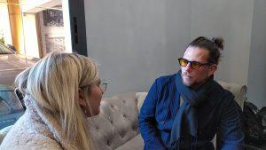 Intervista Enrico Nigiotti Festival di Sanremo. Credit by: Hai sentito che musica