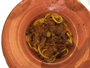 Piatti tipici romani - Amatriciana