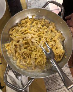 Piatti tipici romani - Cacio e pepe
