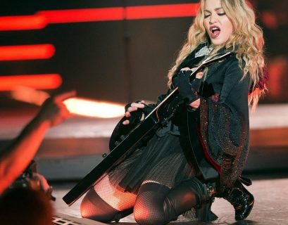 Madonna concerti su Youtube. Credit by: allaboutmadonna.com