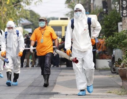 Ultime notizie: il coronavirus è pandemia. Credit by: elmanana.com.MX