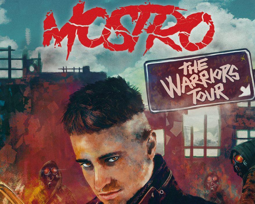 Tra gli artisti rap italiani arriva il nuovo album di Mostro
