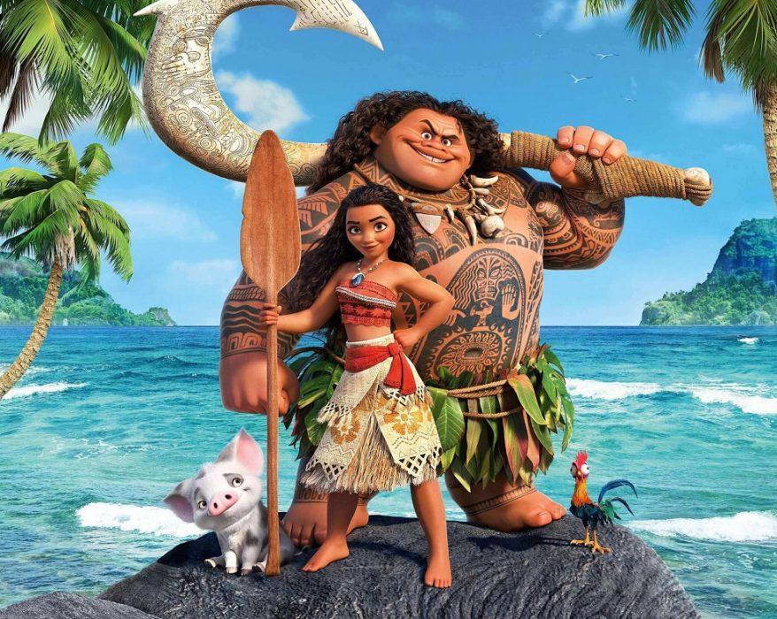 Cartoni Disney: Oceania - credit by: staynerd.com