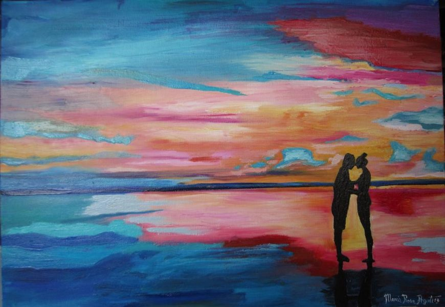 Storia d'amore - credit by: Artlynow.com