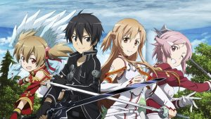 Serie Anime su Netflix