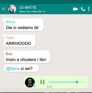 Skam Italia 4. Credit by: Netflix Italia
