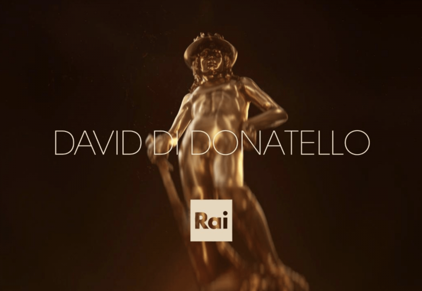 David di Donatello - Credit by: ciakmagazine.it