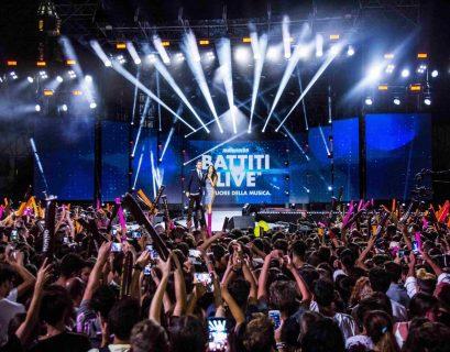 Battiti live 2020 - Credit by: www.dtti.it