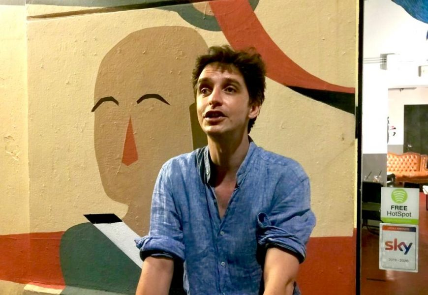 Concerti 2020: Vasco Barbieri. Credit by: Hai sentito che musica