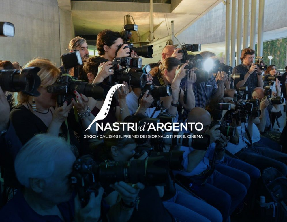 Nastri d'Argento 2020 Credit by: fotonerd.it
