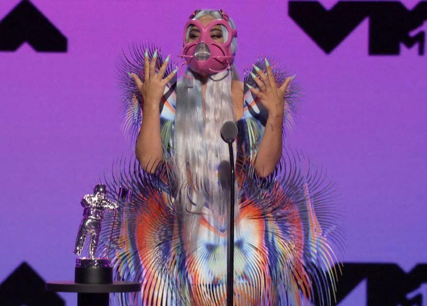 Mtv Video Music Awards. Credit by: pureactu.com