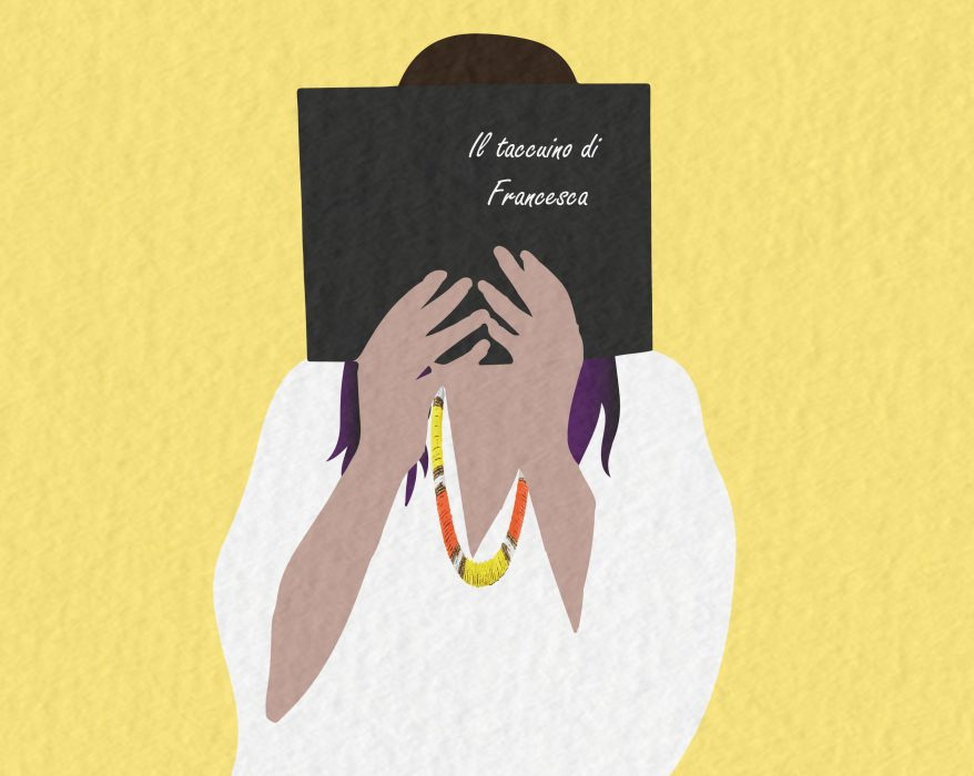 Il taccuino di Francesca: Amori Tossici. Illustrazione: Ludovica Marcacci Balestrazzi