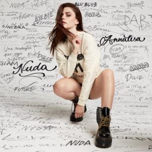 Annalisa nuovo album Nuda - Credit by: Instagram Annalisa