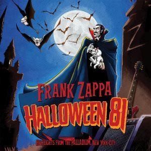 Non c'è Natale senza musica: ZAPPA FRANK Halloween81-CD