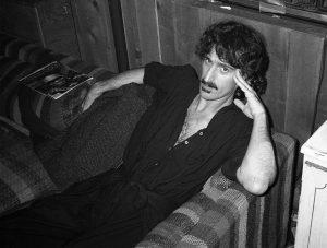 Non c'è Natale senza musica: Frank Zappa - Dressing Room The Palladium NY