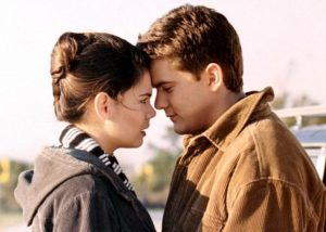 Dawson's Creek: Pacey e Joey- Credit by: http://images.hellogiggles.com