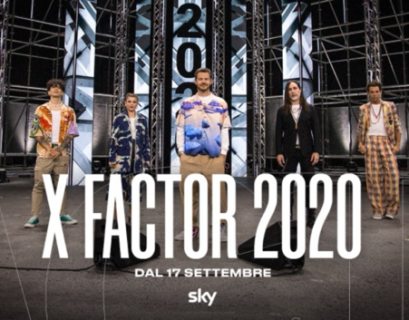 xfactor 2020 Credit by: sky.it