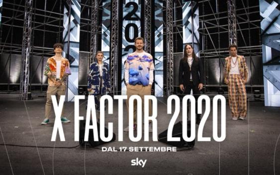 xfactor 2020 Credit by: sky.it