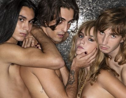 Maneskin - Vent'anni. Credit by: Oliverio Toscani