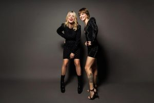 Emma e Alessandra Amoroso - Credit by: Chiara Mirelli