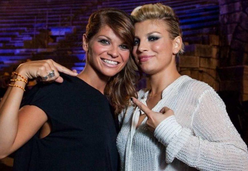 Emma e Alessandra Amoroso Credit by: www.lettoquotidiano.it