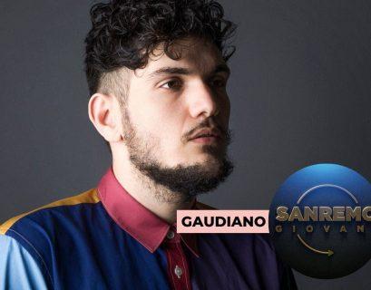 Gaudiano Vincitore Sanremo giovani