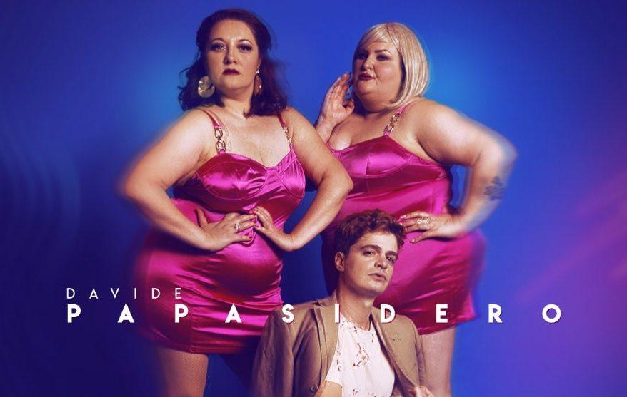 nuovo singolo Davide Papasidero.